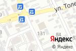 Схема проезда до компании Премьера в Алматы