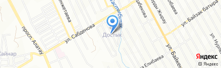 Производственно-монтажная компания на карте Алматы