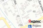 Схема проезда до компании Speak well в Алматы