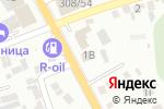 Схема проезда до компании Гуль-Канат в Алматы