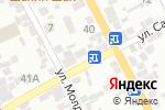 Схема проезда до компании Женис в Алматы