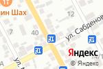 Схема проезда до компании Азамат в Алматы