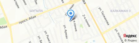 Heops Project на карте Алматы