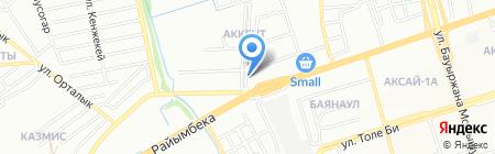 Ozcan Doner на карте Алматы