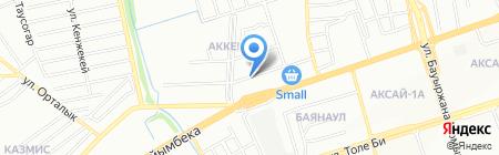 Lotus incom на карте Алматы