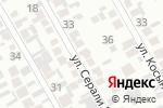 Схема проезда до компании Смайлик в Алматы