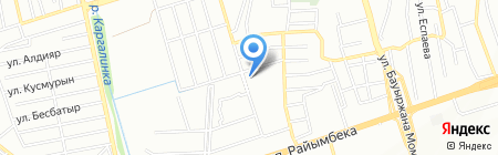 Nestai-Style на карте Алматы