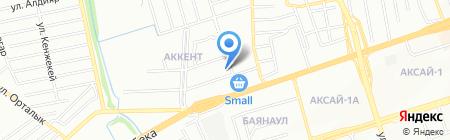RBKlass на карте Алматы