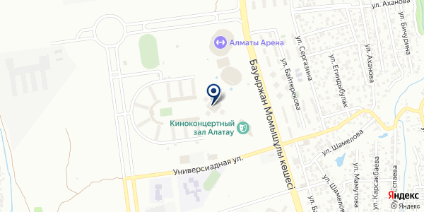 Elittelecom на карте Алматы