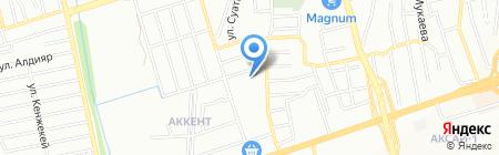 Арт на карте Алматы