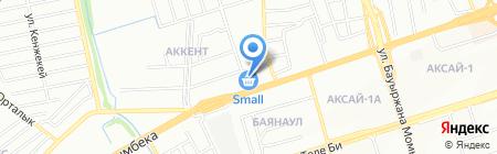 Lika Farm на карте Алматы