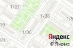 Схема проезда до компании АБА в Алматы