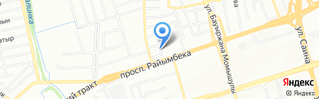 Авто Body Co на карте Алматы