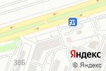 Схема проезда до компании Асар в Алматы