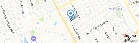 EcoTec.Sat на карте Алматы
