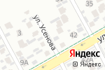 Схема проезда до компании Торгово-сервисная фирма в Алматы