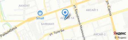 EPS Project Management на карте Алматы