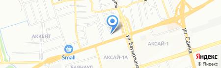 BKK Druck на карте Алматы