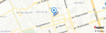 Rabih Zaid на карте Алматы