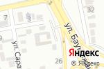 Схема проезда до компании АЗТМ в Алматы