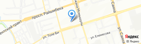 Success Professional Partner на карте Алматы