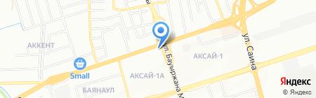 Master Wash на карте Алматы