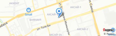 G & M LOGISTIC на карте Алматы