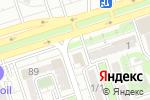 Схема проезда до компании Pizza in в Алматы