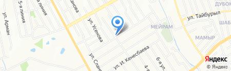 AG Education на карте Алматы