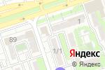 Схема проезда до компании Venus в Алматы