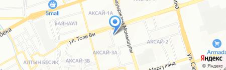 Venus салон красоты на карте Алматы