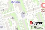 Схема проезда до компании Университет Алматы в Алматы