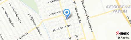 BESTadvertising на карте Алматы