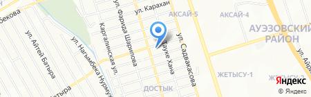 Teen Chellenge Kazakhstan на карте Алматы