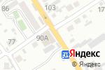 Схема проезда до компании Фотосалон в Алматы