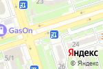 Схема проезда до компании Салон в Алматы