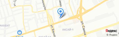 ProStore на карте Алматы