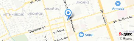 Beautell на карте Алматы
