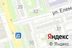 Схема проезда до компании Азык-тулик в Алматы