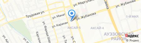 Qazag Pie на карте Алматы