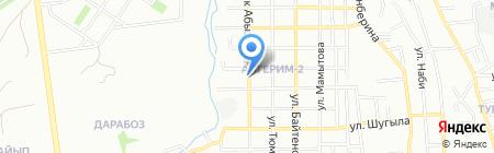 Дидар продовольственный магазин на карте Алматы