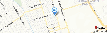 Азия Фарм Бизнес на карте Алматы