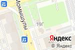 Схема проезда до компании Шиномонтажная матерская в Алматы