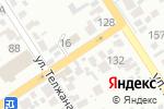 Схема проезда до компании Живое разливное, магазин разливного пива в Алматы