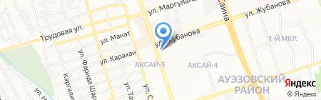 Айя салон красоты на карте Алматы