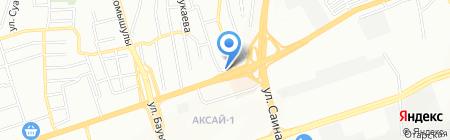 СТРОЙИНТЕГРАЦИЯ на карте Алматы