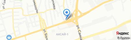 Мад на карте Алматы