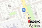 Схема проезда до компании Маржан в Алматы