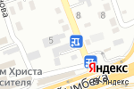 Схема проезда до компании Бюро переводов в Алматы