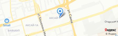 Коррекционный ясли-сад №111 для детей с тяжелыми нарушениями речи на карте Алматы